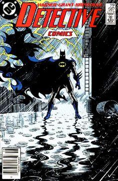 Detective Comics #587 (Norm Keith Breyfogle)