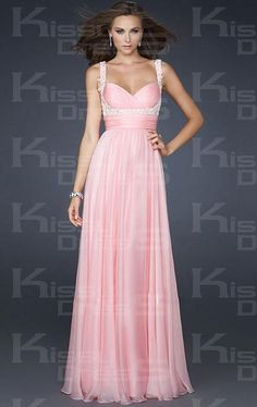 2013 Chiffon A-line Sweetheart Floor-length Prom Dress