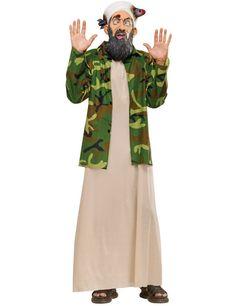 Osama Bin Laden Outfit | Simply Fancy Dress