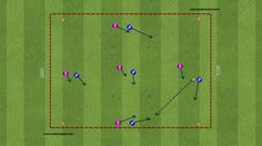 Attacking Wall Passes - 3. EXERCISE 3 by David Baird (twitter @DavidBairdSC) Thanks to TacticalPad Enjoy and Share! #1day1video Full description, training session and PDF: https://tacticalpedia.com/attacking-wall-passes-3-exercise-3/?ref=DavidBairdSC&utm_campaign=coschedule&utm_source=pinterest&utm_medium=tacticalpedia&utm_content=Attacking%20Wall%20Passes%20-%203.%20EXERCISE%203