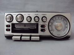 pioneer-kp500 Pioneer Car Stereo, Alpine Audio, Radios, Car Audio Systems, Hifi Audio, Boombox, Old Tv, Audiophile, Chrysler Building