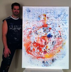 2012 - Titre : Dunham Les Oeuvres, Painting, Art, Toile, Art Background, Painting Art, Kunst, Paintings, Performing Arts