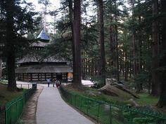 Hadimba Devi Temple, Manali, Himachal Pradesh