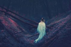 Katerina Plotnikova - Fashion Photography - Fantasy - Light - Conceptual - Avante Garde - Haute Couture