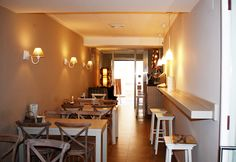 RESTAURANTE CAFÉ MARIANA / Restaurantes con encanto Valencia centro
