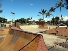 Maui Skateboard Ramps