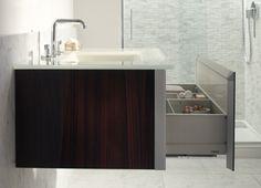 The Essential Checklist – Choosing Bathroom Vanities - http://news.robern.com/blog/hints-tips/the-essential-checklist-choosing-bathroom-vanities?utm_source=PN&utm_medium=Robern+Pinterest&utm_campaign=SNAP%2Bfrom%2BROBERN+NEWS
