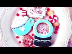アイシングクッキー【Cookie jar icing cookie】 - YouTube