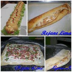 Sanduíche de metro 2: Rejane Lima - Espaço das delícias culinárias