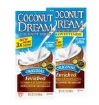 FREE Coconut Dream Milk at Whole Foods