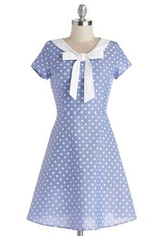 Excellent Rapport Dress, #ModCloth