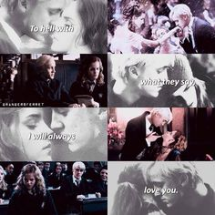 "1,907 Me gusta, 38 comentarios - →draco loves hermione (@dramione_slays) en Instagram: ""Tag your favourite dramione account  . #draco #hermione #harrypotter #emmawaston…"""