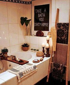 Who knew cleaning yourself might be such a amazing experience!! These bathrooms will inspire you to really make the much of your own master bathroom designing dreams. #Bathroomdecor White Bathroom Tiles, Boho Bathroom, Bathroom Wall Decor, Bathroom Interior Design, Modern Bathroom, Bathroom Ideas, Budget Bathroom, Master Bathroom, Bathroom Designs