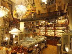 Daikan-Yama cute stuff store (Zakka-ya), Tokyo, Japan (antique shop)