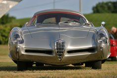 Alfa Romeo 1900 BAT 9 de Bertone (1955)