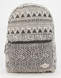 BILLABONG Shallow Tidez Backpack - BLACK - JABKDSHA 6b61f86a4f398