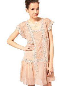 aaf854fc23de 21 stylish sundresses 1920s Flapper Girl