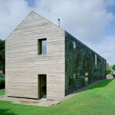 To celebrate the Welsh holiday of St David's Day, we've rounded up all of the projects Dezeen has published in the country – from remote rural retreats to large-scale public buildings