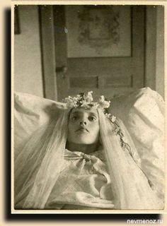 17 Assustadoras fotografias post-mortem do século 19