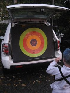 trunk or treat halloween trunk or treat pinterest - Halloween Car Decorations