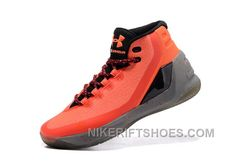 697855d3e4a8 New Under Armour Curry Three Orange Grey New Mens Shoes Super Deals Mt677