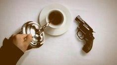 Sabah kahvesi.