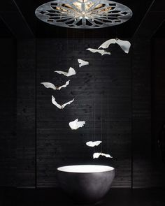 Crystal Automata By Preciosalighting A Fascinating Combination Of The Four Elements Motion And Beauty