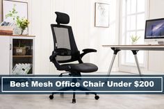 10 Best Most Comfortable Office Chair For Long Hours High quality affordable modern stylish office chair for multiple purposes of uses, durable and reliable best office chair for back pain and you can easily sit on chair for whole day you do not feel any pain in back or stress because we add hygienically proven home office chair. Cool Office Desk, Best Office Chair, Home Office Chairs, Stylish Office, Best Ergonomic Office Chair, Most Comfortable Office Chair, Mesh Chair, Tight Budget, Long Hours