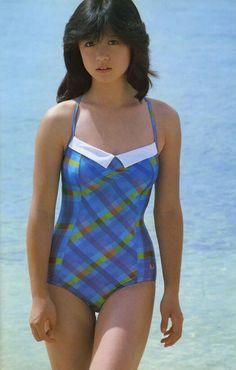 中森明菜 Beautiful Japanese Girl, Girls Swimming, Japan Girl, Bikini Photos, One Piece Swimwear, Hottest Photos, Asian Woman, Bikini Girls, Asian Beauty