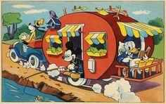 This was my fav Mickey cartoon - still is!  Now I just YouTube it and enjoy it with my kiddos!