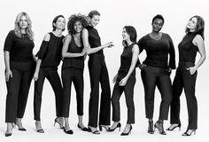 Fashion fan blog from industry supermodels: Myla Dalbesio - Ann Taylor