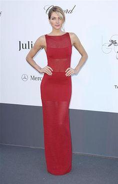 Cannes 2013 amFAR Gala: Jessica Hart - Cannes 2013: all the amFAR Gala dresses - MSN Her UK