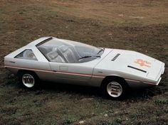 The 30 greatest concept cars ever - alfa romeo caimano 1
