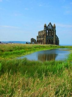 Whitby Abbey, UK