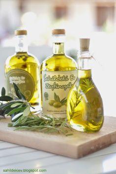 Sahildeki Ev - personalized olive oil