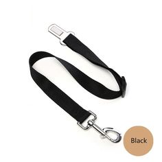 Rong Sheng Pet Dog Adjustable Dog Vehicle Seat Belt Leash Seat Belt Safety (4 Color) * Details can be found by clicking on the image.