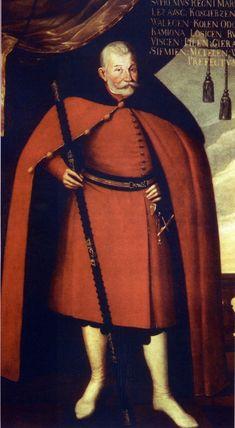 Каронны маршалак Лукаш Апаліньскі Каля 1640 г.