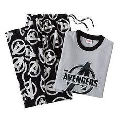 I found 'Marvel THE AVENGERS Pajama SLEEP SET (M) MENS Pajamas - HULK Iron Man THOR Pjs' on Wish, check it out!