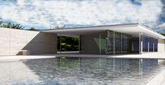 El Pabellón Mies van der Rohe de Barcelona, un icono de la arquitectura moderna…