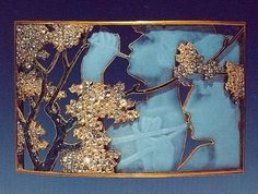 Art Nouveau Artists- Lalique Jewelry, Necklace