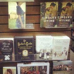 Downton Abbey Books taken over the world!!!