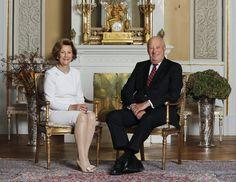 Harald en Sonja.