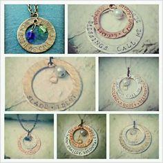 Treasured Trinkets Hand Stamped Jewelry on Facebook