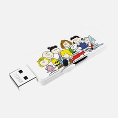 Emtec - Peanuts Group of Friends USB 8GB  Superbalist LOVE