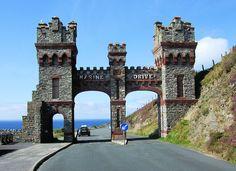 Douglas on the Isle of Man