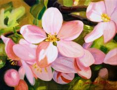 Blossoms Glow, Jan Cook Mack