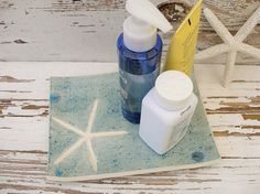 Your place to buy and sell all things handmade Etsy Handmade, Handmade Gifts, Vanity Tray, Starfish, Pottery, Cheese, Cosmetics, Plates, Bathroom