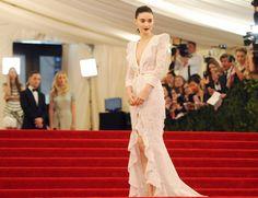 Rooney Mara Givenchy Met Gala