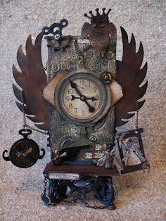 annes papercreations - steampunk craft diva