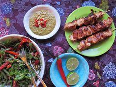 My indonesian cuisine